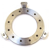 KAD Aluminum Flywheel Backplate
