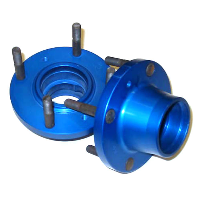 KAD Alloy Rear Hubs, Pair