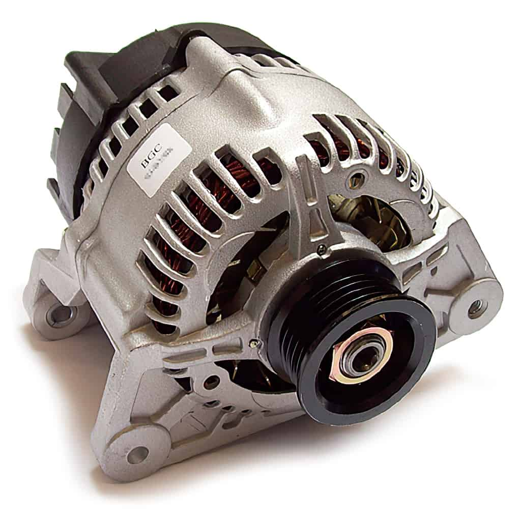 Alternator, Mini, 1996-on MPi