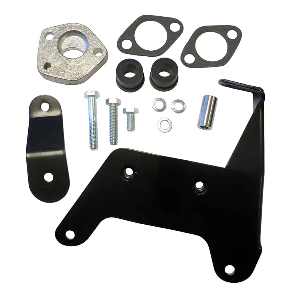 Engine Steady Repair Kit, fits Engines w/ Breather, both bolts broken