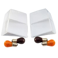 Clear Rear Lens Kit, Mk4-on