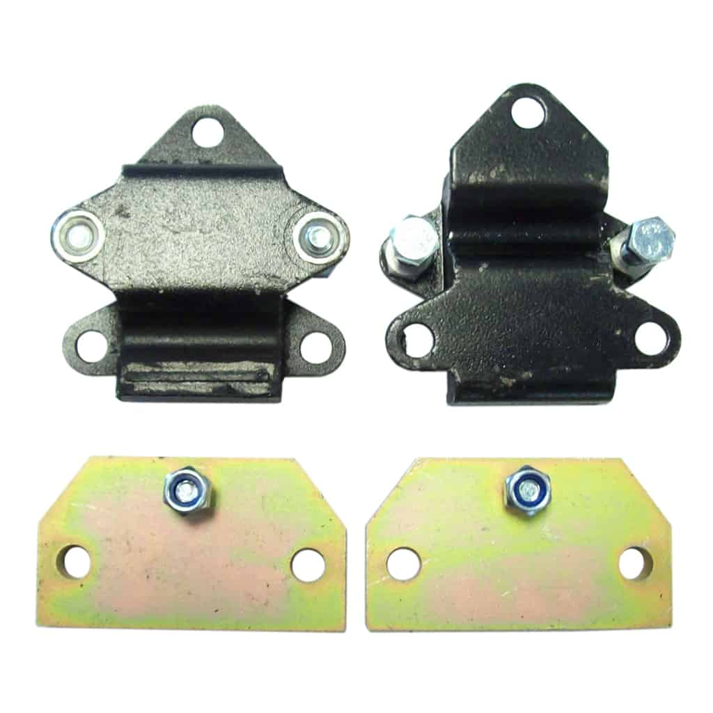 Engine Mount Conversion Kit, Automatic to Manual