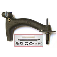 Radius Arm, New, w/ Install Kit, Left Hand