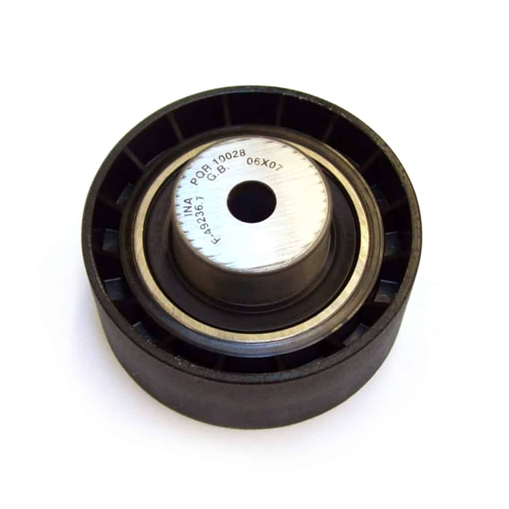 Idler Pulley, MPi, Serpentine Belt