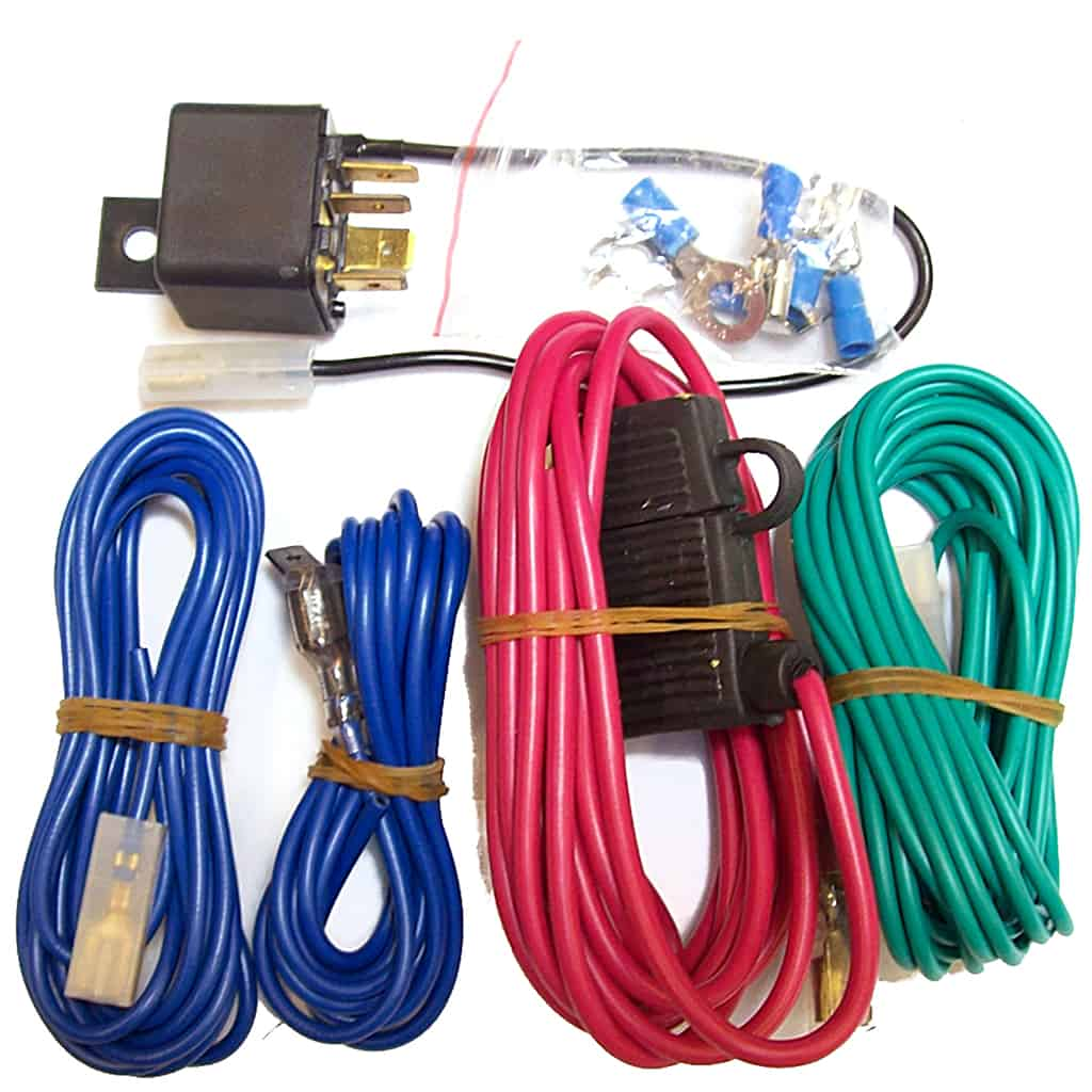 Wiring Kit, Auxiliary Lights