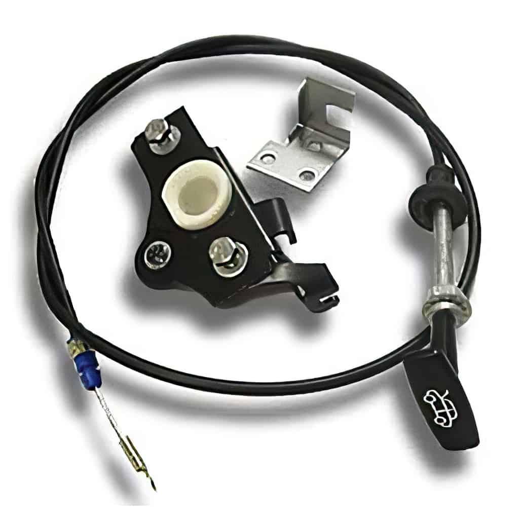 Internal Bonnet Cable Release Kit