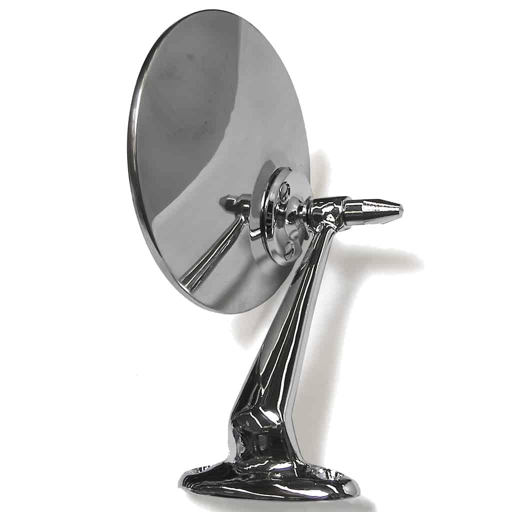 Door Mirror, stem mount, two screw