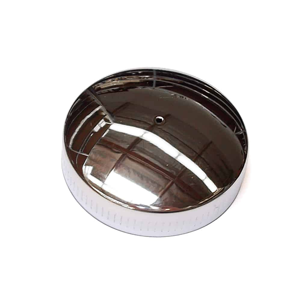 Oil Filler Cap, Chrome, for Aluminum Valve Covers