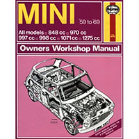 Haynes Repair Manual 59-69
