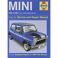Haynes Repair Manual 1969-2001