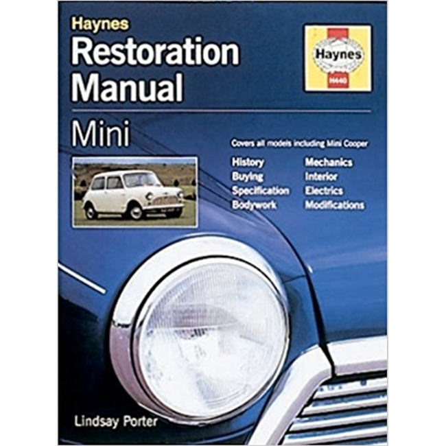 Haynes Mini Restoration Manual