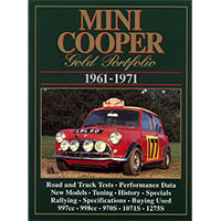 Gold Portfolio: Mini Cooper 1961-1971