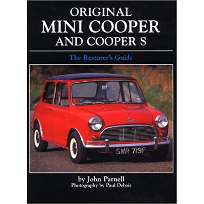 Original Mini Cooper and Cooper S