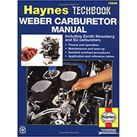 Haynes Weber and SU Carb Manual