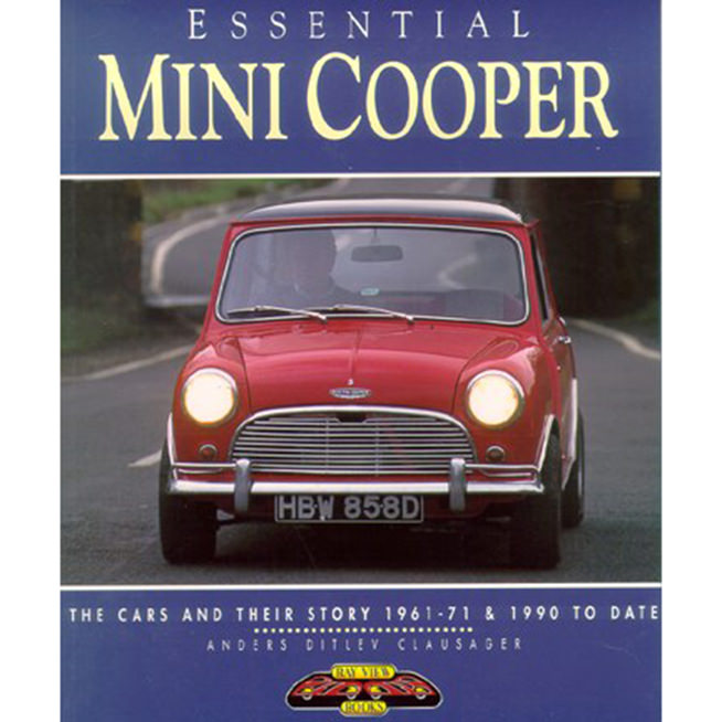 Essential Mini Cooper Book