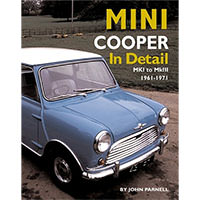 Mini Cooper In Detail: 1961-197