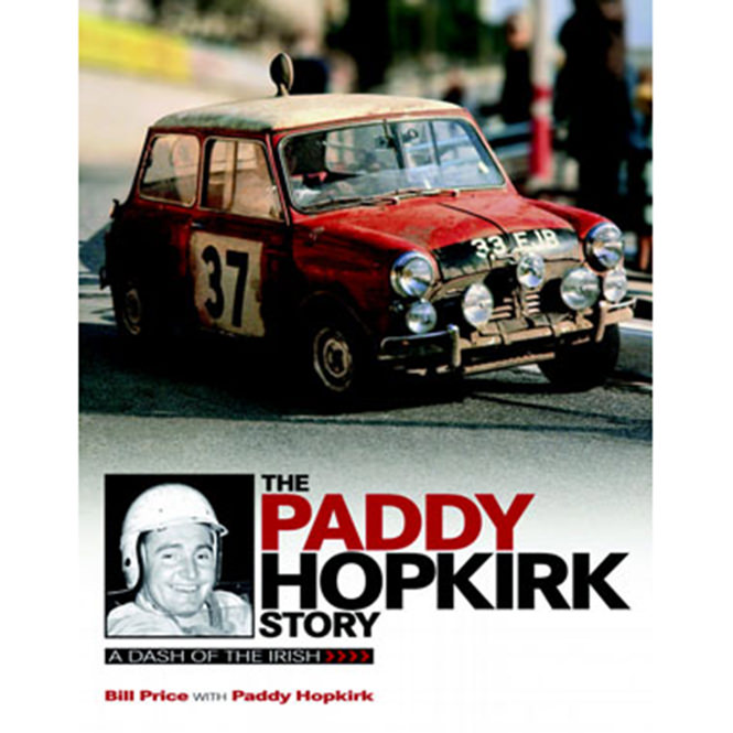 The Paddy Hopkirk Story: A Dash of the Irish