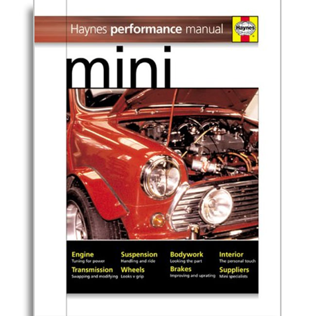 Mini Performance Manual