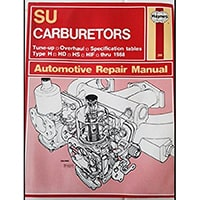 SU Carburetors Thru 1988