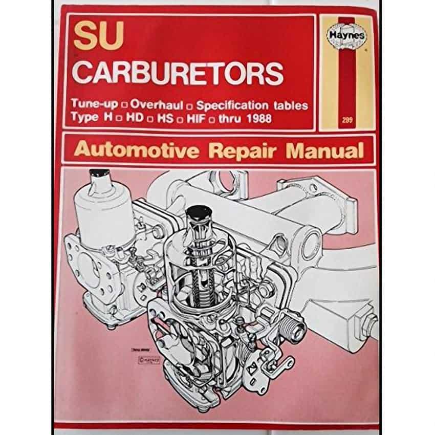 SU Carburetors Thru 1988
