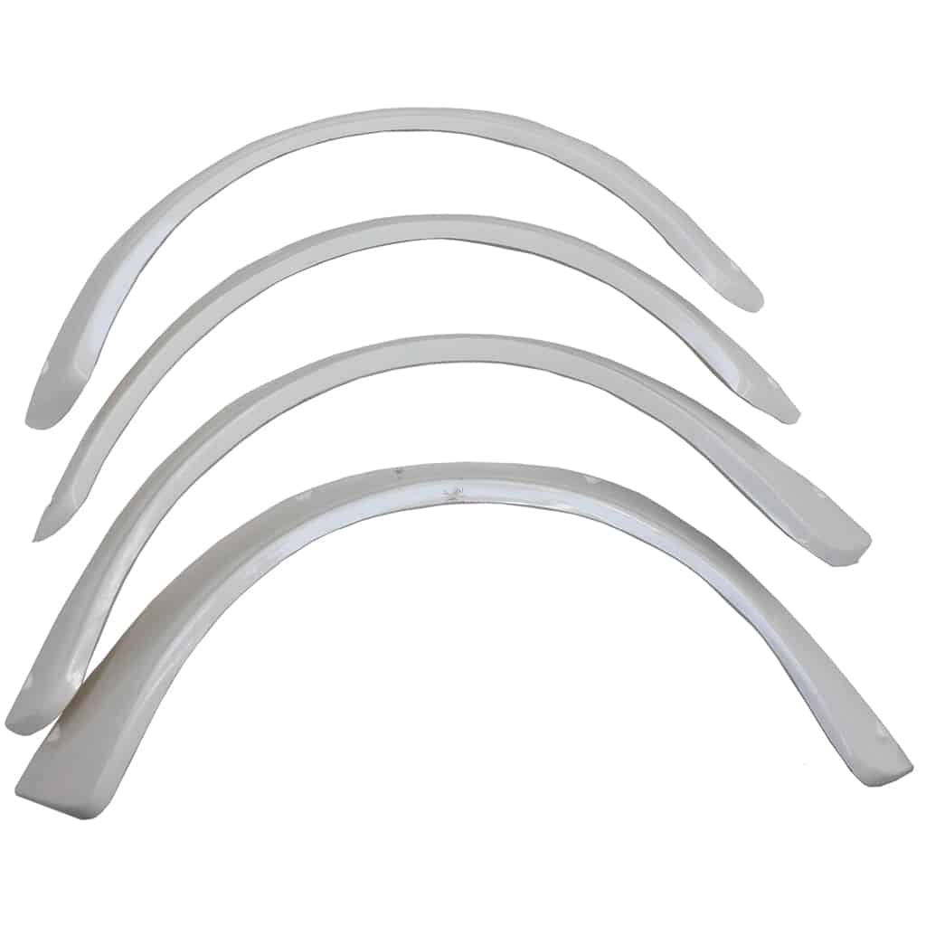 Fender Flare Set, Group 5 Fiberglass, Economy