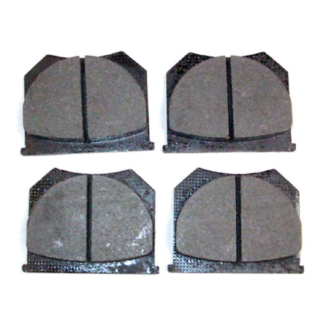 "Brake Pads, Longman 10"" Conversion"
