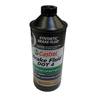 Brake Fluid, Castrol GT LMA, Quart