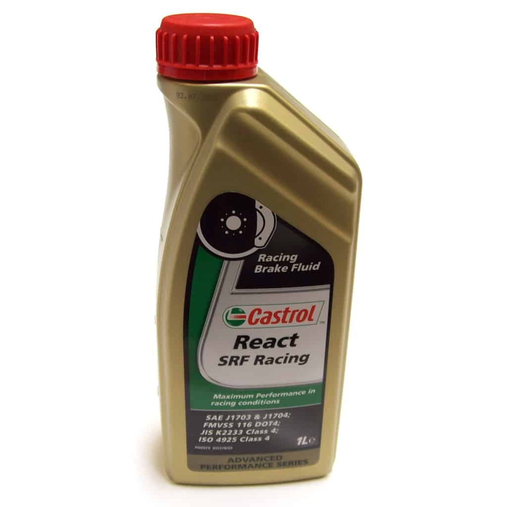Brake Fluid, Castrol SRF Racing, 1 Liter