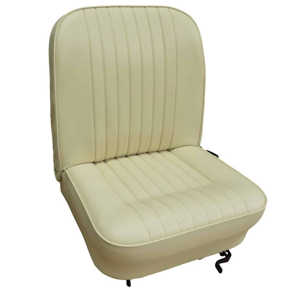 Front and Rear Seat Cover Kit, 1970-92, Vinyl (SC3070) - SC3070