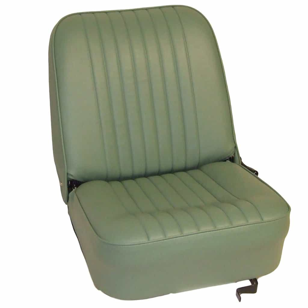Reclining Front/Rear Seat Cover Kit, Monte Carlo, Vinyl