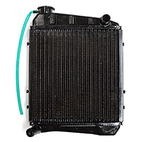 Radiator, 4-Core High-Capacity