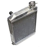 Radiator, 2-Core Aluminum