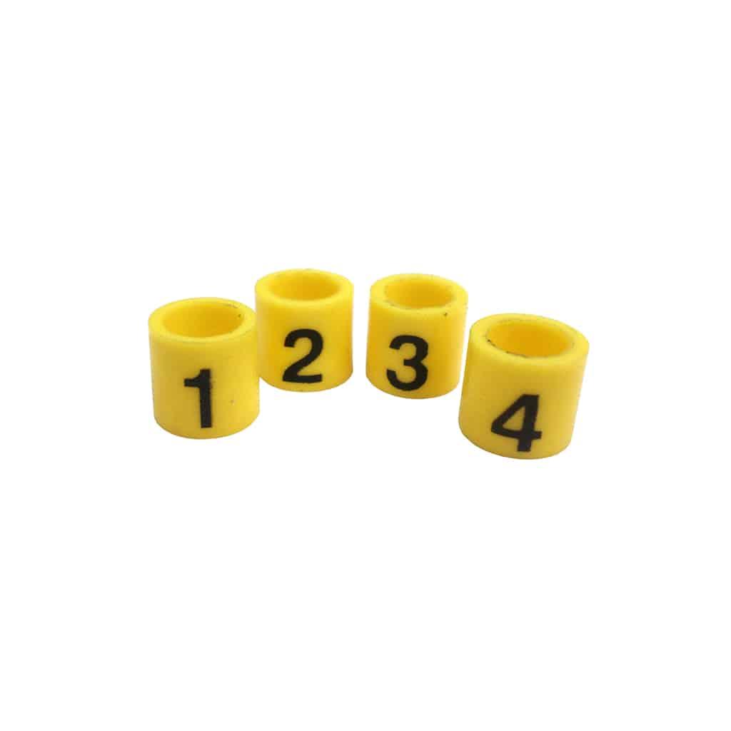 Spark Plug Wire Number Set