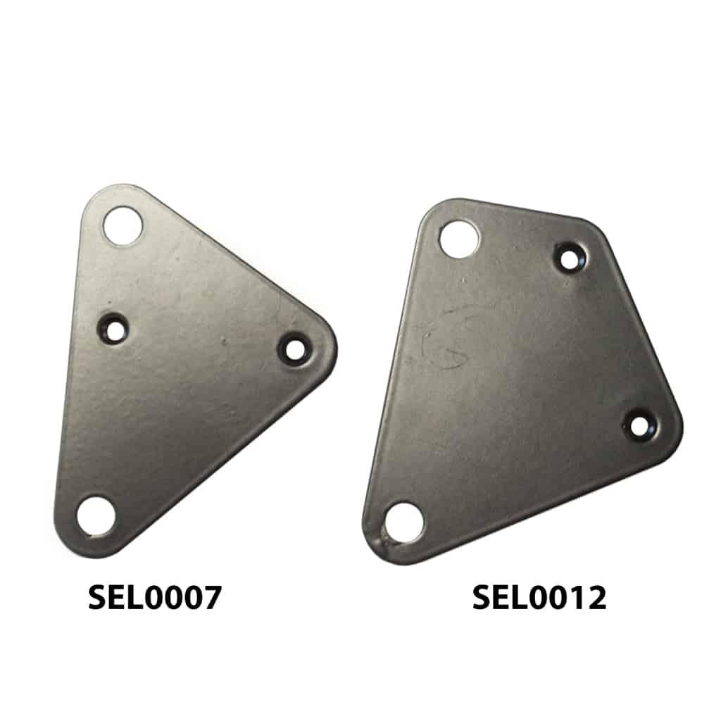 SEL0007 and SEL0012 comparison