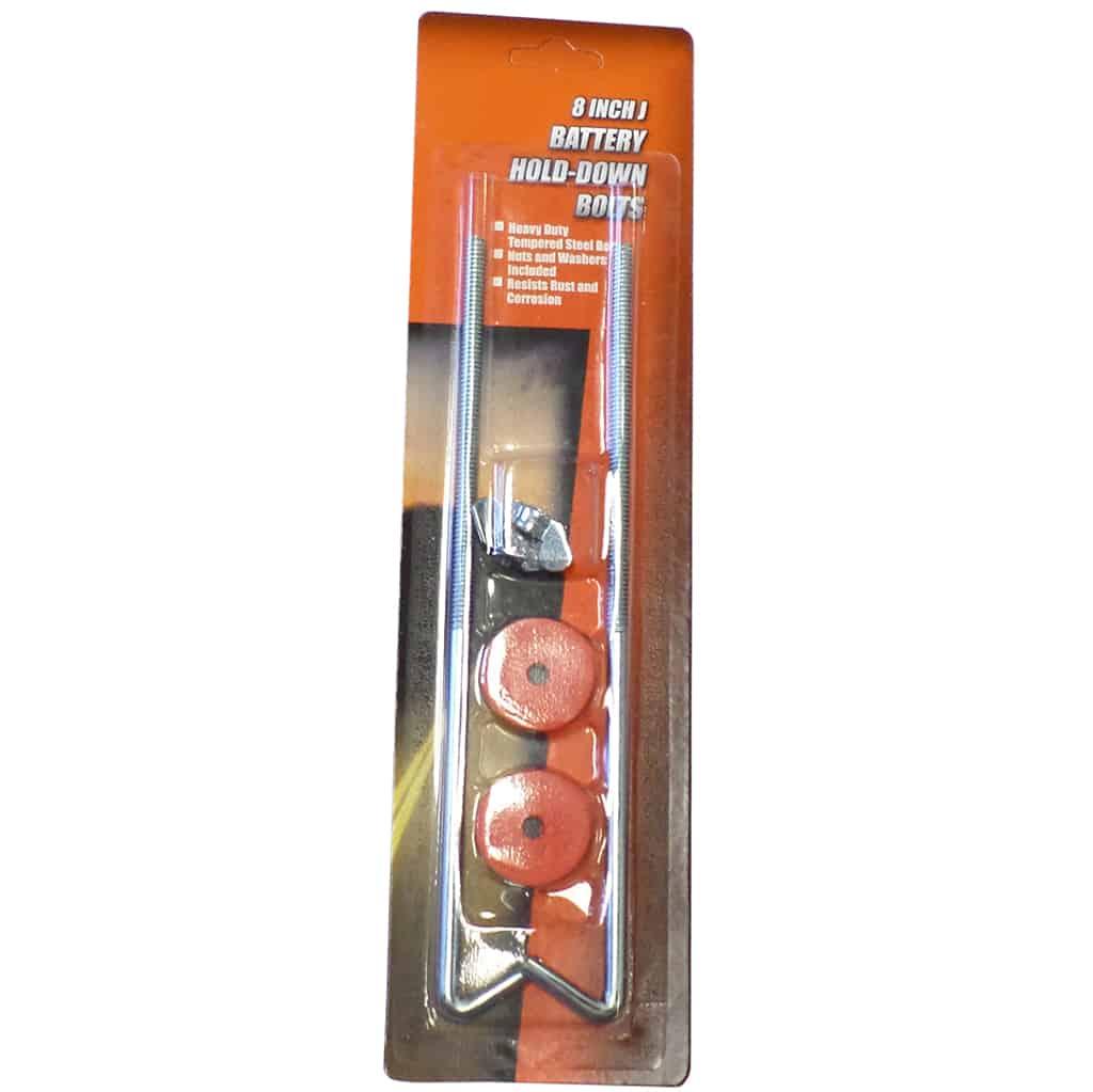 Battery J-Bolt Kit, Aftermarket