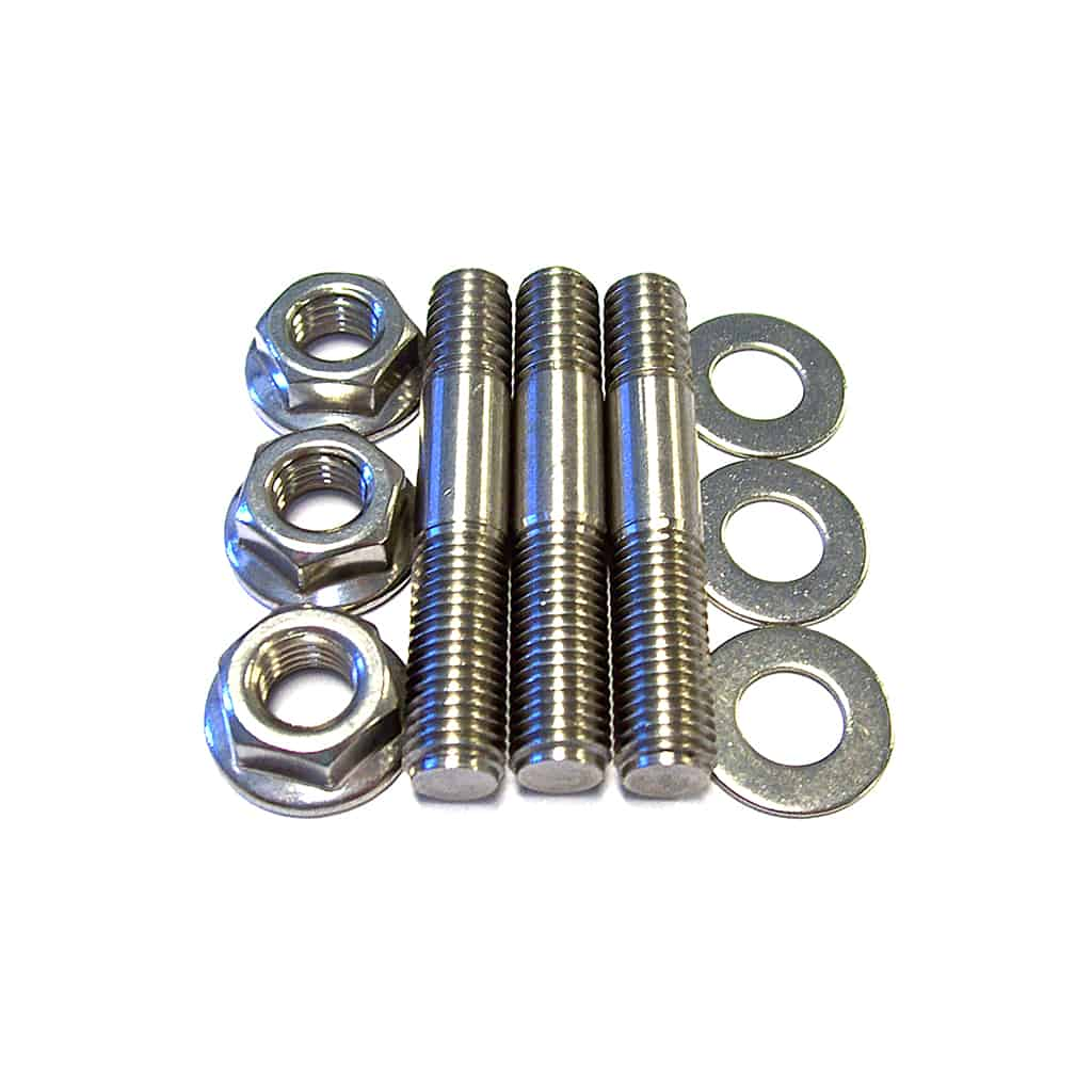 Thermostat Stud Hardware Kit, Stainless