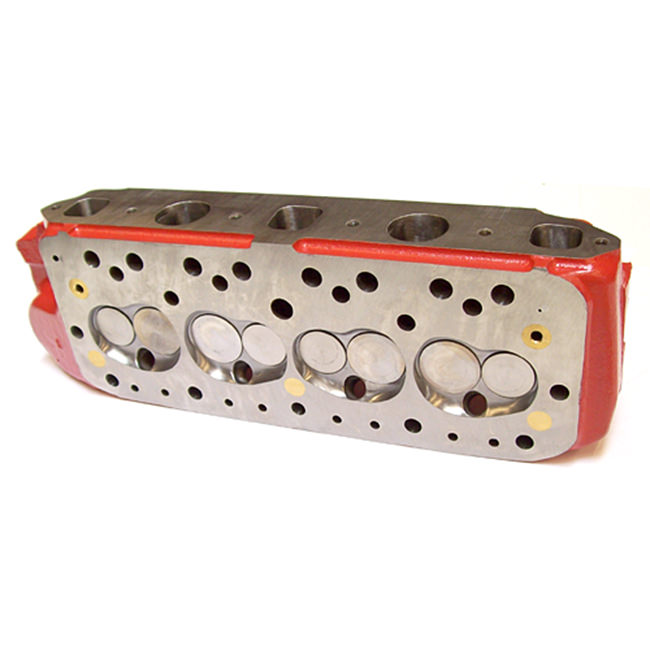 Cylinder Head, Calver Special Tuning, Super Sport, leaded