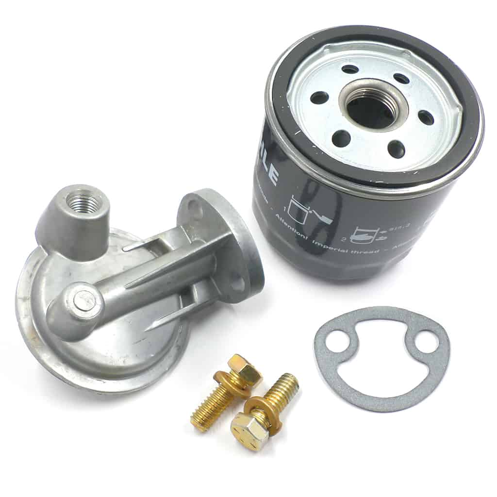 Spin-on Oil Filter Conversion Kit