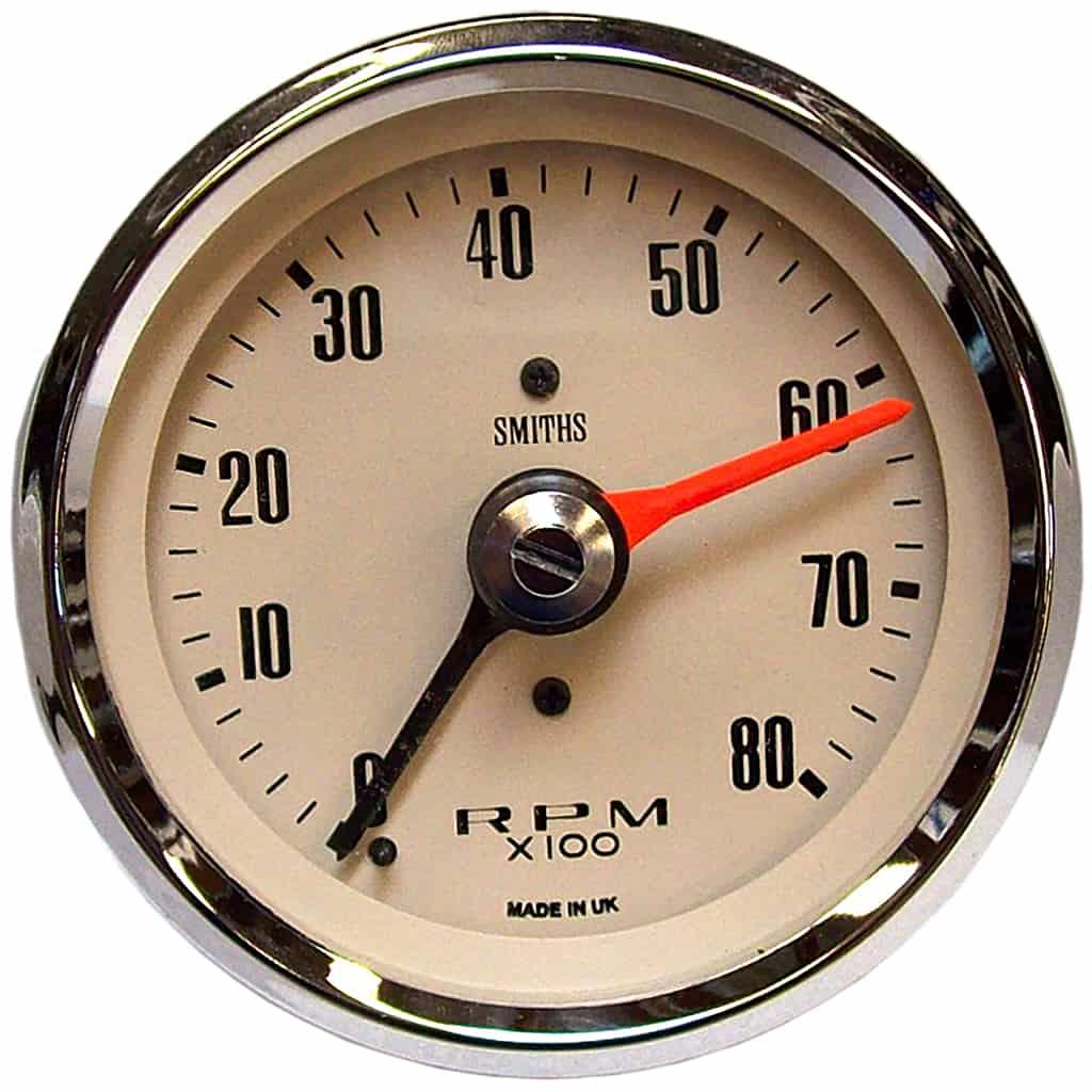 Tachometer, Smiths, Magnolia