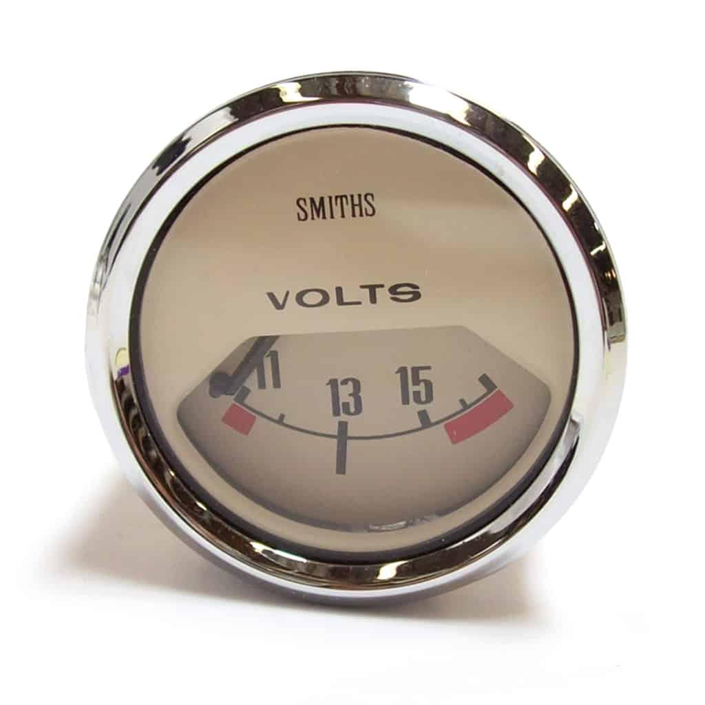 Volt Meter, 10-15, Smiths, Magnolia