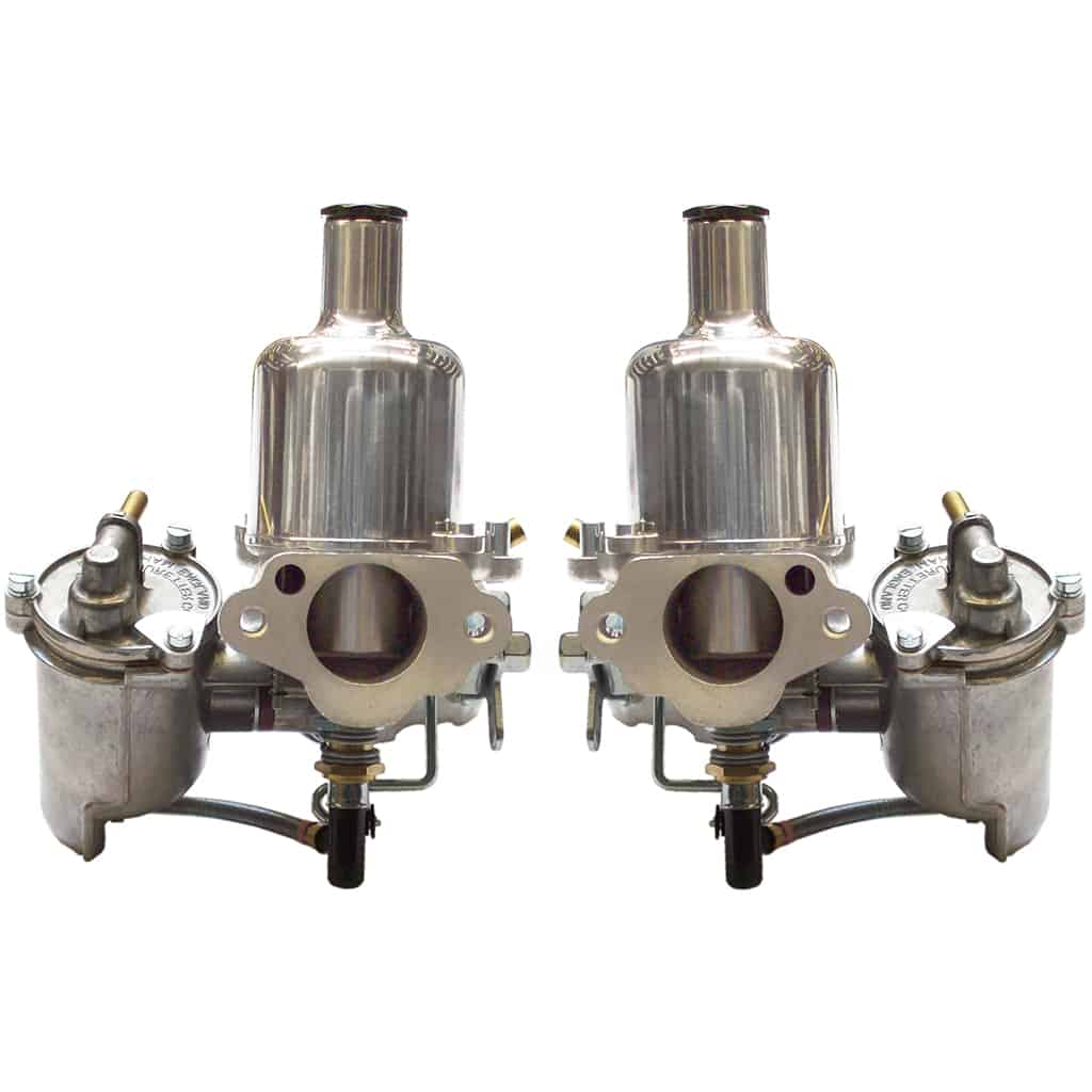 Carburetors, Twin SU HS2, New