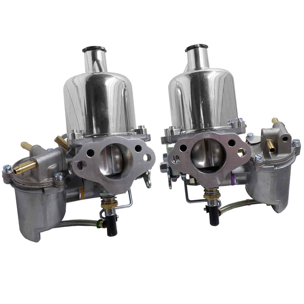 Carburetors, Twin SU HS4, New