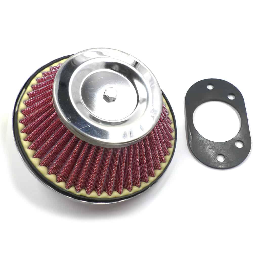 Air Filter, Cone, SU HIF6/HIF44