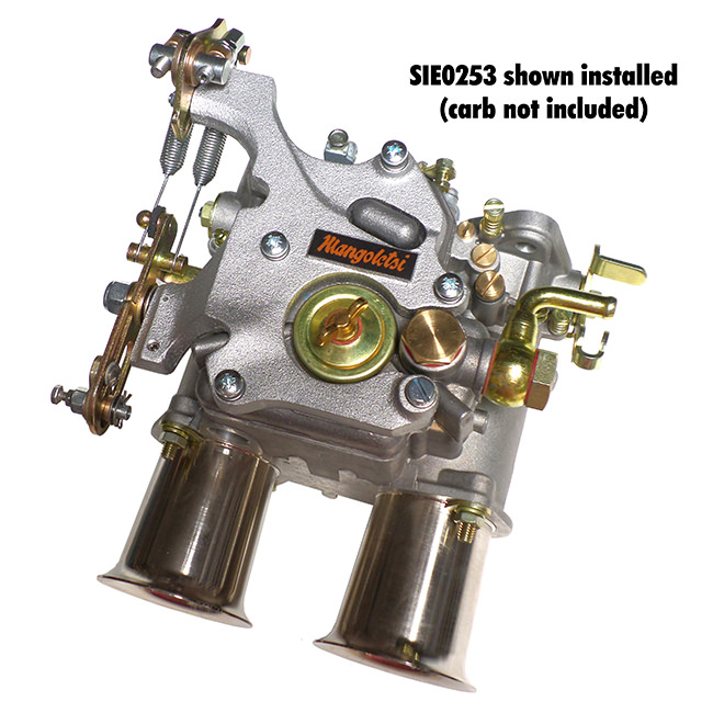 SIE0253 shown installed (carb not included)