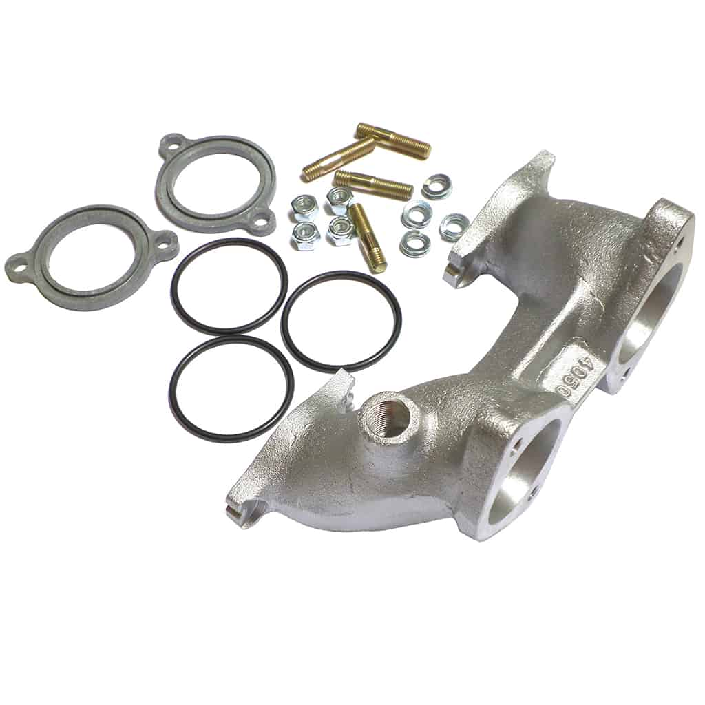 "Intake Manifold, 4"" Weber, Competition"