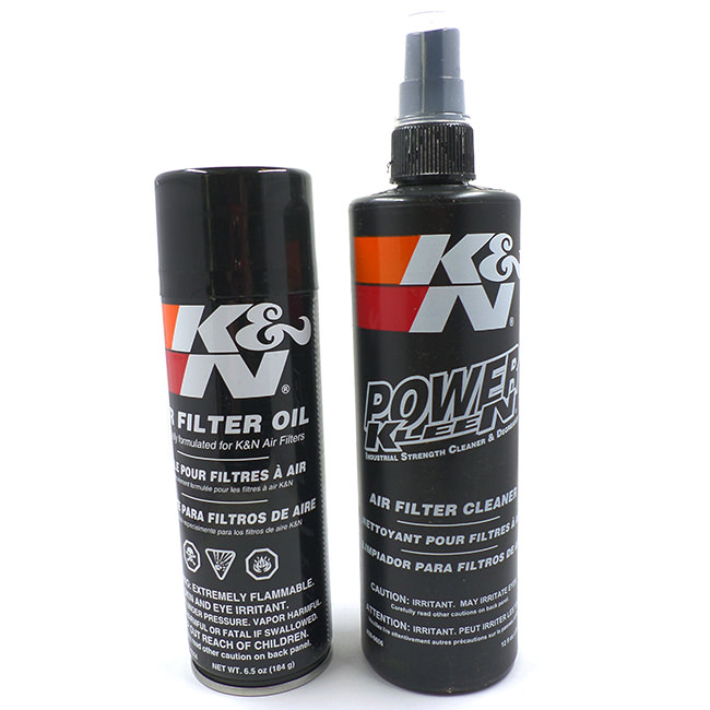 Air Filter Cleaning Kit, K&N