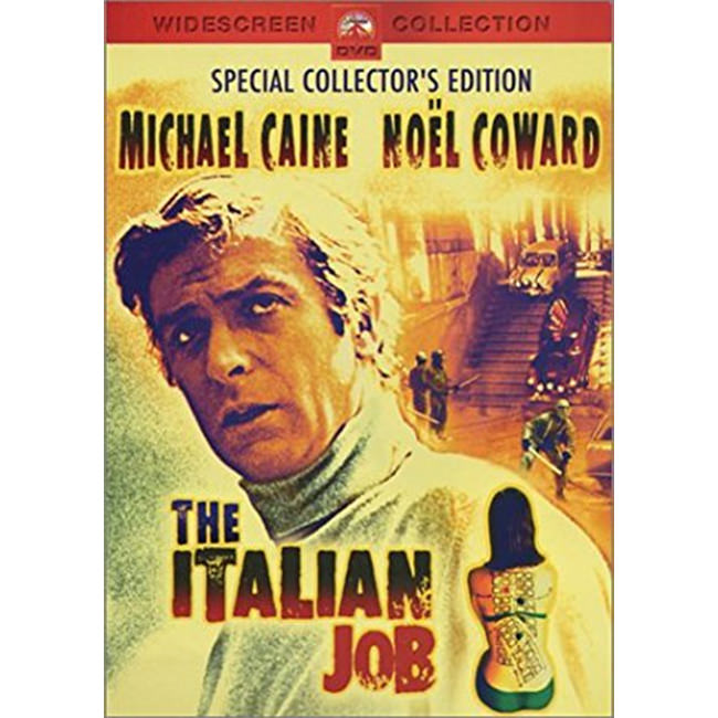 The Italian Job [DVD], Original 1969 Version
