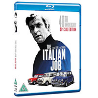 The Italian Job [Blu-ray], Original 1969 Version