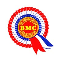 Decal, BMC Rosette, Outside