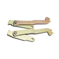 Handbrake Lever Set, Rear Backing Plate
